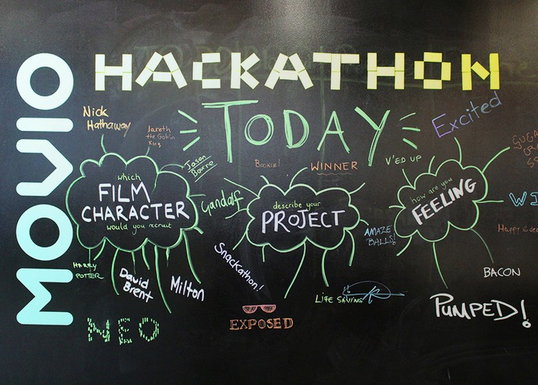 24-hour Movio Hackathon
